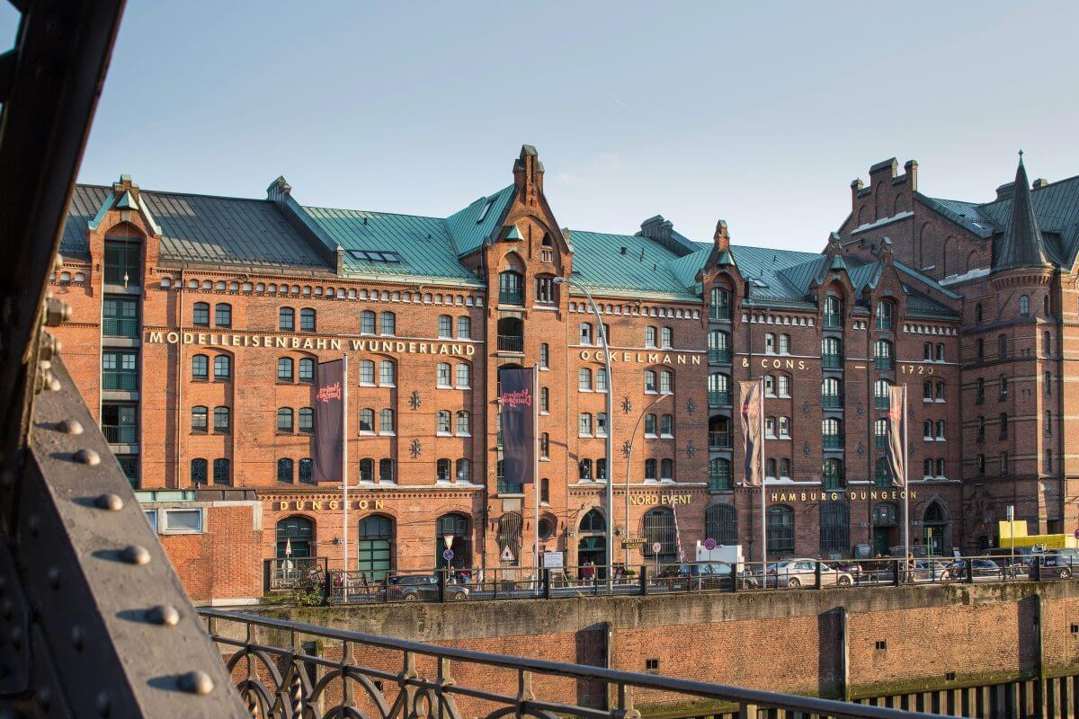 Mehr als zehn Million Menschen haben das Miniatur Wunderland in Hamburg in den letzten zehn Jahren besucht.