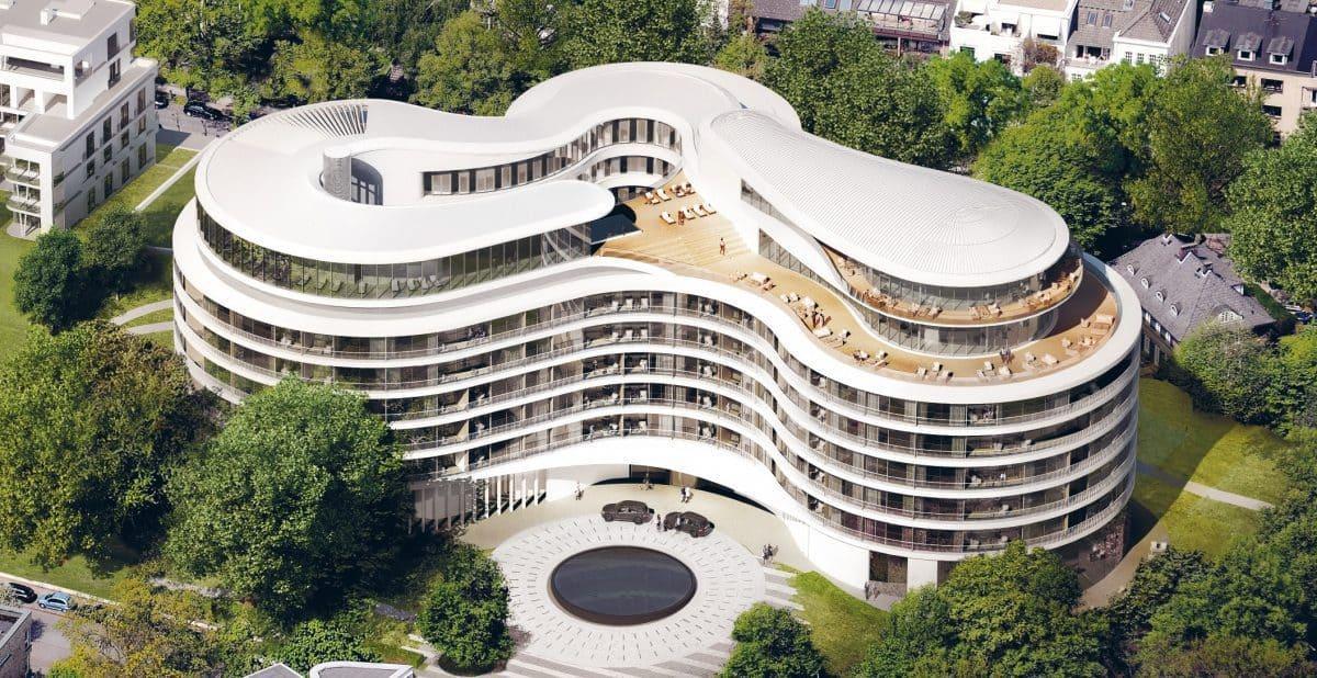 """Das Luxushotel gehört bereits jetzt zu den """"Leading Hotels of the World""""."""
