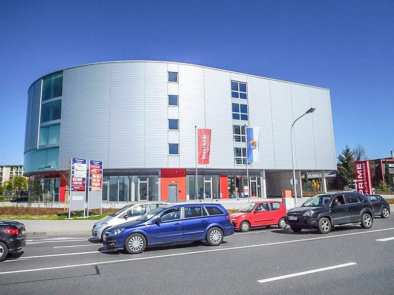Holcim hat unter anderem für die von Norbert Riedel geplante Anlage in Darmstadt Beton geliefert.