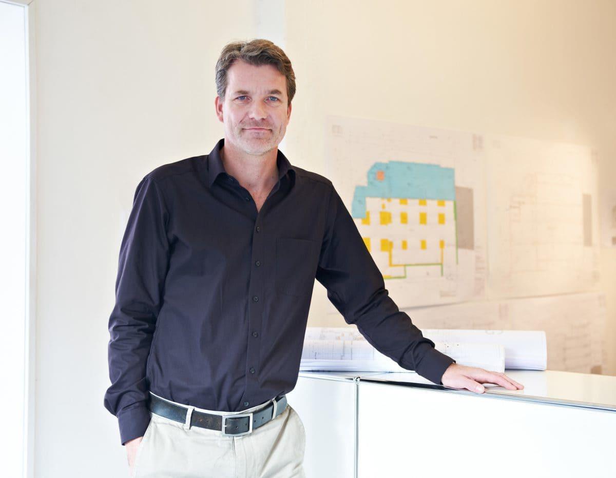 Architekt aus Hamburg