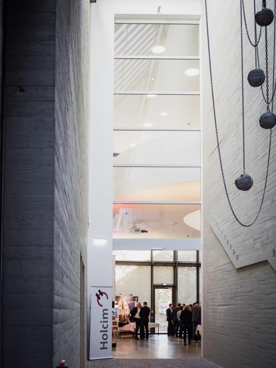 Das Sprengel Museum für moderne Kunst in Hannover war der passende Ort für das Bau-Forum.