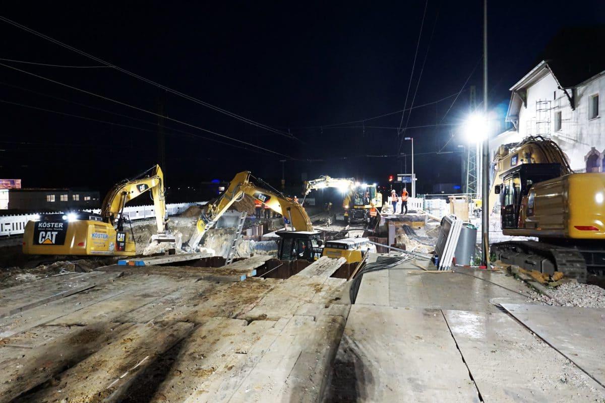 """Wenn es schnell gehen muss: Fast """"über Nacht"""" sorgt Holcim Booster für die benötigte Druckfestigkeit des Betons."""