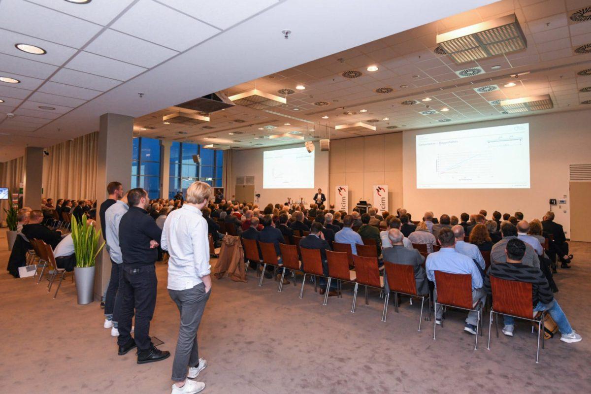 Rund 250 Teilnehmer folgten der Einladung von Holcim nach Bremerhaven