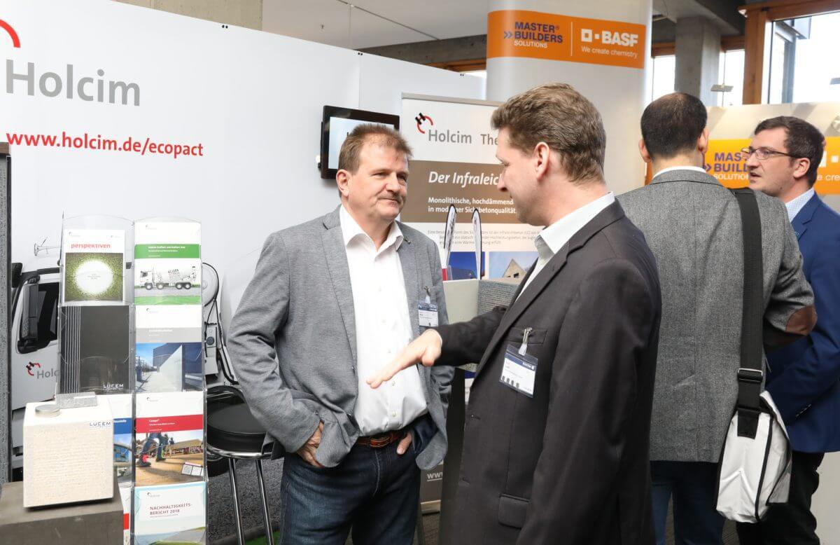 Die Gespräche geben sowohl den Mitarbeitern von Holcim als auch den Kunden und Partnern wertvolle Einblicke in die Arbeit des Gegenübers.